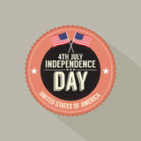 Fourth of July Independence Day Royalty Free Stock Images