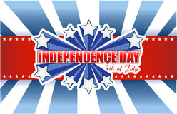 Fourth of july, independence day patriotic Royalty Free Stock Photo