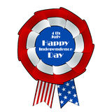 Fourth of July Independence Day Stock Images