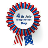 Fourth of July Independence Day Stock Photo