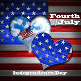 Fourth of July - Independence Day Royalty Free Stock Photography