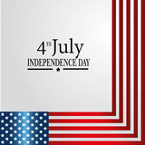 Fourth july Royalty Free Stock Image