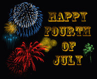 Fourth of July Royalty Free Stock Photo