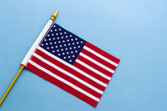 Fourth of July. Patriotic items to celebrate July 4th Stock Image