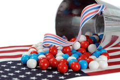 Free Fourth Of July Decoration Stock Images - 31196724