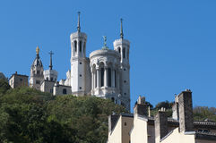 Fourviere Stock Images