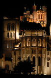 Fourviere Hill (Lyon, France) Stock Photos