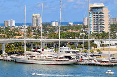 Fout Lauderdale Royaltyfri Foto