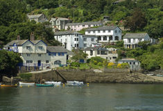 Fowey Royalty Free Stock Photo