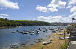 Fowey Stock Photography