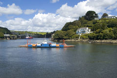 Fowey Royalty Free Stock Photography
