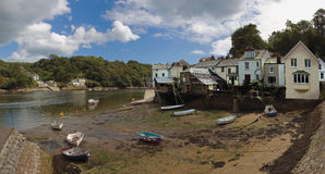 Fowey Royalty Free Stock Image