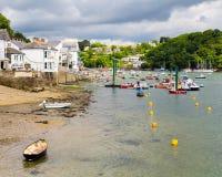 Fowey Cornwall Stock Image