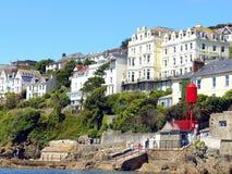 Fowey, Cornwall. fotografia royalty free
