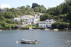 Fowey Cornwall Stock Photos