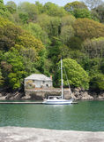 Fowey, Cornwall, UK Royalty Free Stock Image