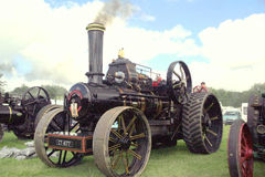 1920 Fowler-BB1  Steam Engine. Royalty Free Stock Images