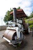 Fowler Steam Roller in Santa Catarina Park Funchal Madeira Stock Photos