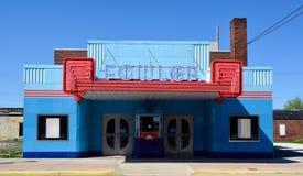 Fowler Theater Arkivbild