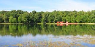 Fowlerpark lizenzfreies stockfoto