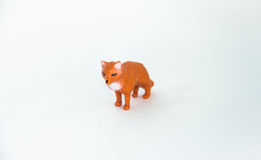 Fox玩具 库存照片