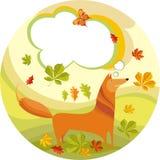 Fox royalty illustrazione gratis
