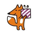 Fox Foto de archivo libre de regalías