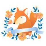 Fox Foto de Stock Royalty Free