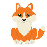 Fox Obraz Royalty Free