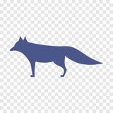 Fox象 免版税库存图片