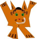 Fox de la diversión, judío foto de archivo