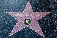 Fox de Michael J Photos libres de droits
