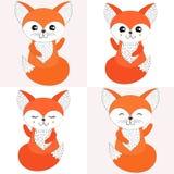 2018.02.12_Fox_face vector illustration