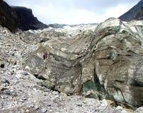 Fox glacier Royalty Free Stock Photography