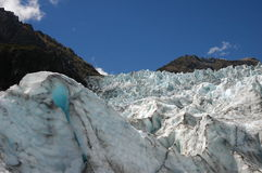 The Fox Glacier Royalty Free Stock Photo