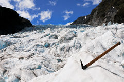 Hiking Fox Glacier Royalty Free Stock Image
