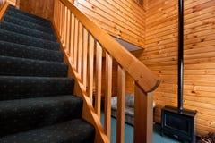 Fox Glacier Lodge apartment Interior - New Zealand Royalty Free Stock Photography