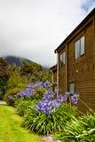 Fox Glacier Lodge - New Zealand Royalty Free Stock Photos