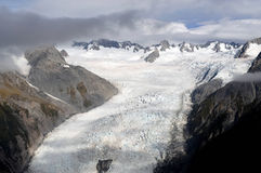 Fox Glacier New Zealand Royalty Free Stock Photography