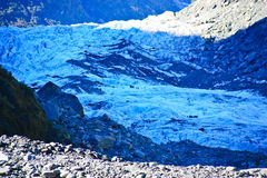 Fox glacier. Stock Image