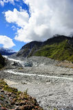 Fox Glacier, New Zealand Royalty Free Stock Photos