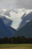 Fox glacier, New Zealand Royalty Free Stock Images