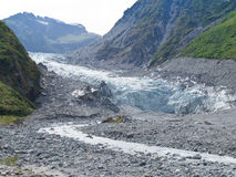 Fox Glacier, South Island, New Zealand Stock Image