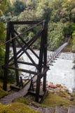 FOX GLACIER, WESTLAND TAI POUTINI NATIONAL PARK/NEW ZEALAND - FE Stock Image