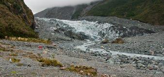 Fox-Gletscher Stockbild
