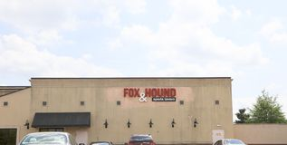Fox and Hound Tavern, Southaven, Mississippi Stock Image