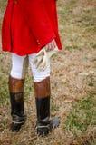 Fox Hunt Attire Royalty Free Stock Photo