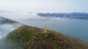 Fox Island of Nakhodka Russia Stock Image