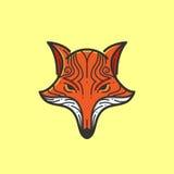 Fox-Kopf Lizenzfreies Stockbild