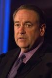 Fox News Personality Governor Mike Huckabee Stock Photos
